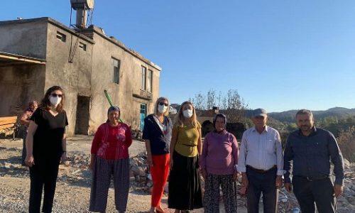 TYSD Genel Merkezimizin Manavgat ve Alanya Ziyaretleri